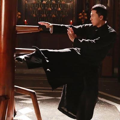maestru wing chu - Ip Man pe blogul: Omul din palarie