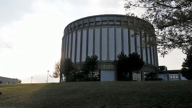 Fotografia exterior do Panaroma Museum