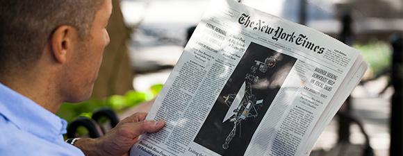 免費內容當道,《紐約時報》如何讓讀者買單付費讀新聞?