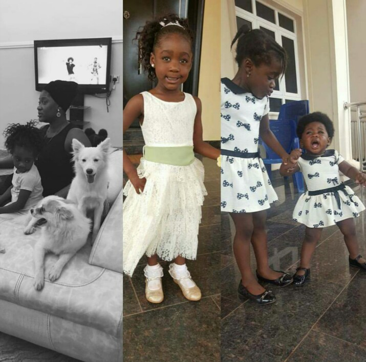 SEE WHAT MERCY JOHNSON DID AT HER DAUGHTERS BIRTHDAY – (SEE PHOTOS)