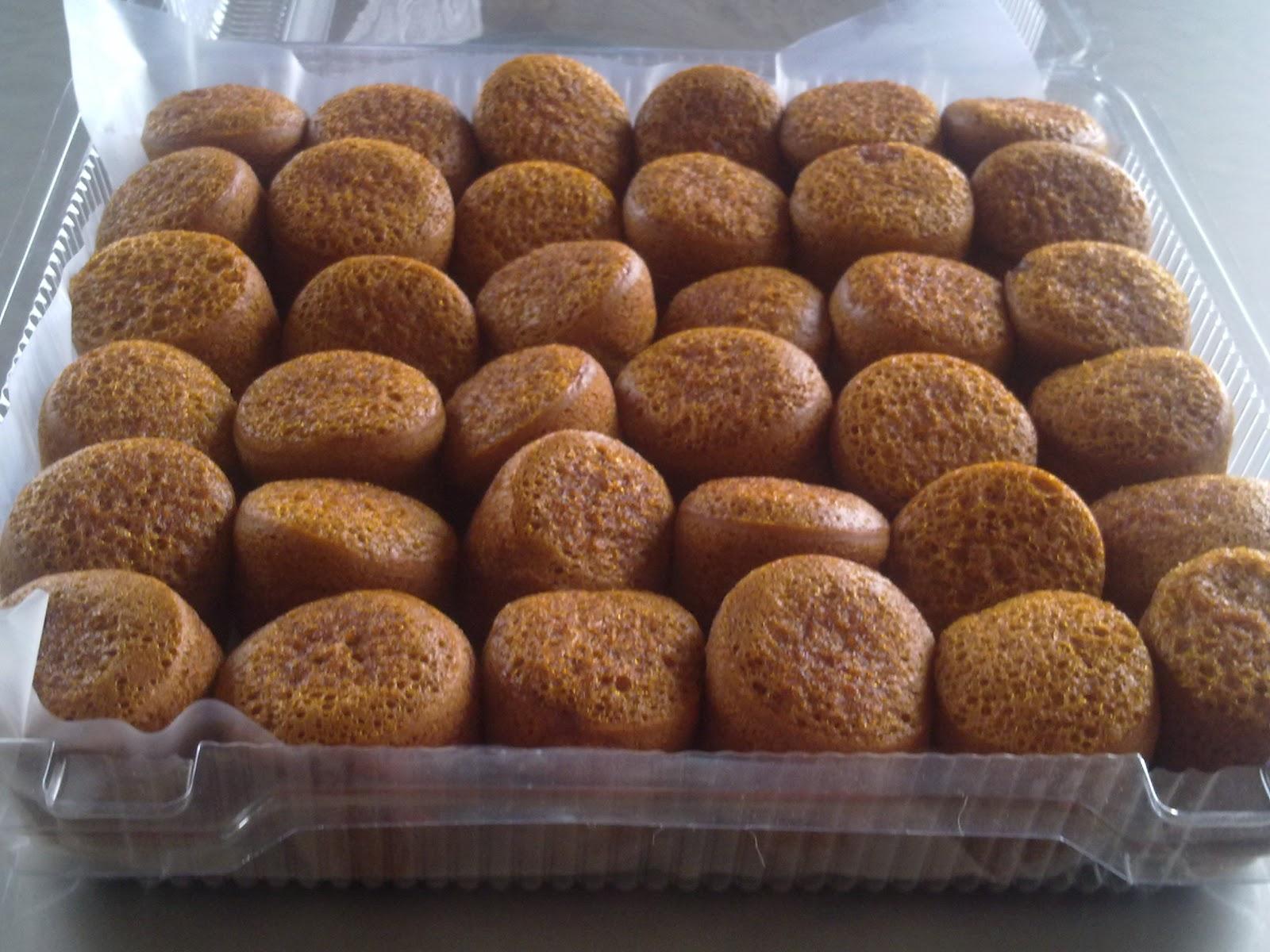 A Cake Story: Apam Gula Hangus