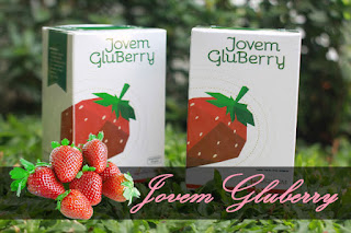 Gluberry Collagen Drink Produk Dari 4Jovem