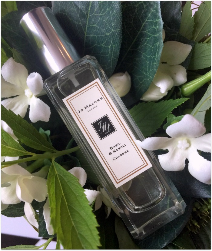 Jo Malone Basil & Neroli Cologne review