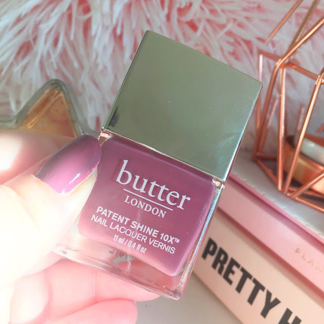 Butter London Nail Polish in the shade Toff