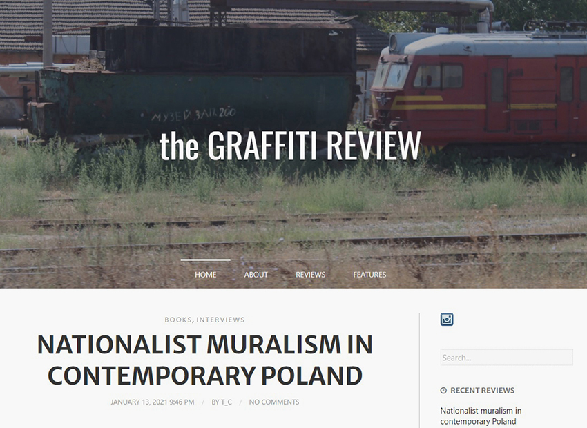 NATIONALIST MURALISM IN CONTEMPORARY POLAND
