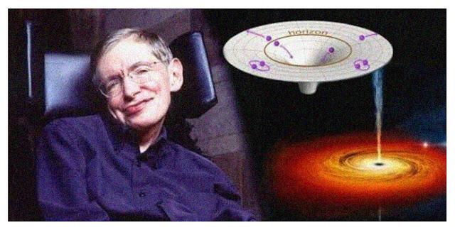 ေဒါက္တာတင္ေအာင္ ● ေဟာကင္း ျဖာထြက္မႈ (Hawking Radiation)