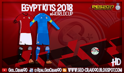 PES 2018 Kitpack HD WorldCup Russia 2018 by Geo_Craig90