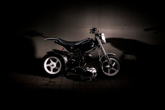 Dream Magic 50 by Italian Dream Motorcycles