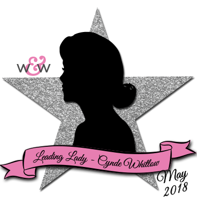winnie & walter blog: May Leading Lady Cynde Whitlow | Take