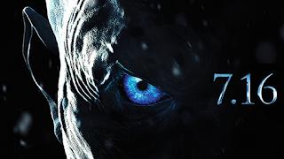 juego de tronos: el rey de la noche te observa en un nuevo motion poster