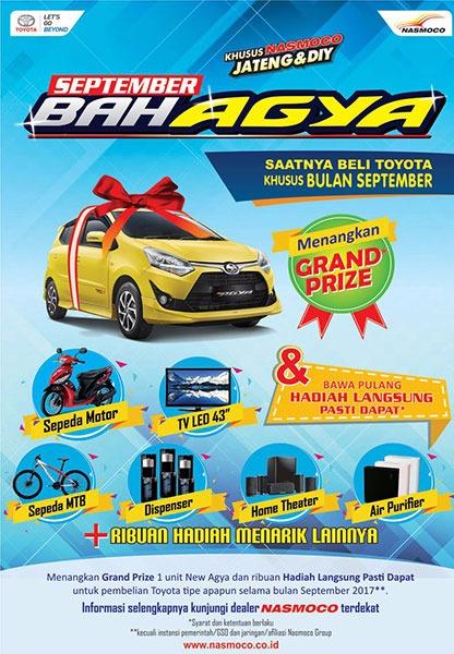 Toyota Nasmoco Sukoharjo Jawa Tengah