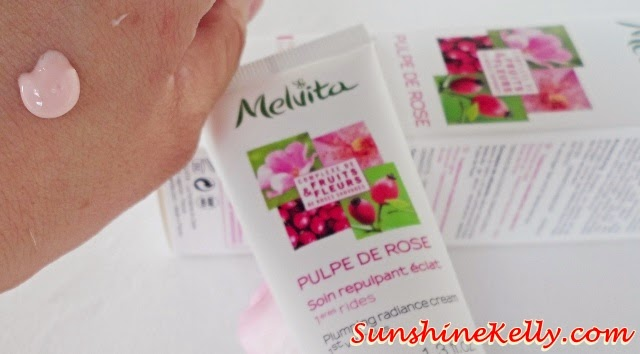 Review: Melvita Pulpe de Rose Plumping Radiance Serum,  Melvita Pulpe de Rose Plumping Radiance Cream, Melvita Pulpe de Rose, Plumping Radiance Cream, Plumping Radiance Serum, Melvita Organic Skincare, Melvita, Organic Skincare, Melvita Malaysia, beauty review, beauty, skincare