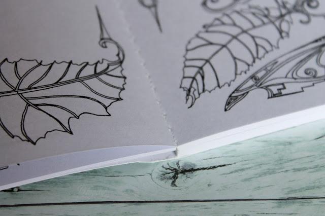 Inseln der Stille - ein Ausmalbuch für Erwachsene mit heraustrennbaren Seiten