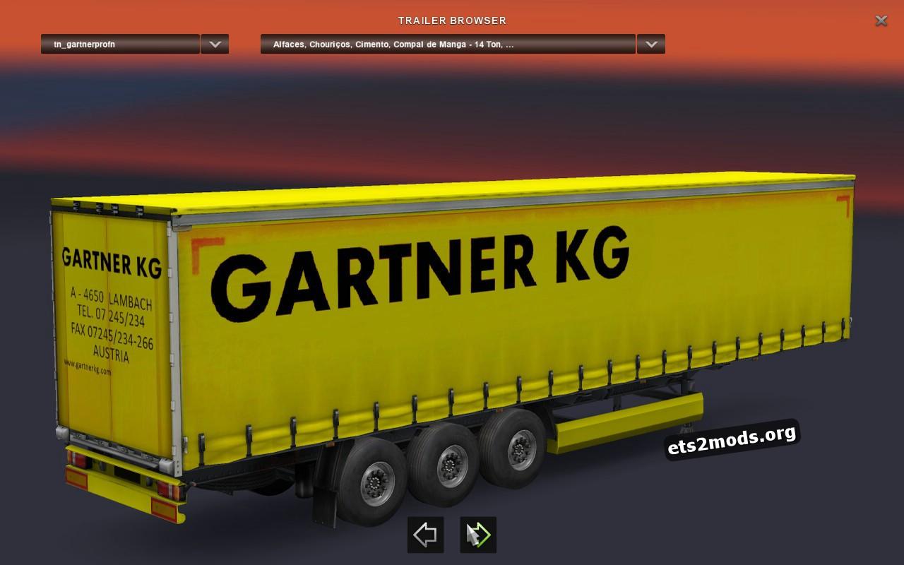 Trailer Gartner KG