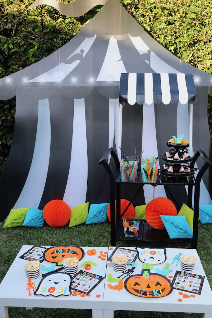 Simple Halloween fun for kids - LAURA'S little PARTY