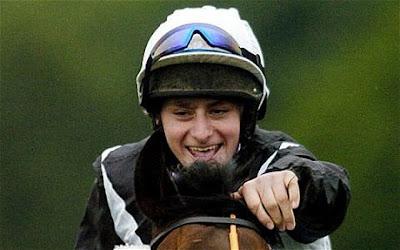 Adam Kirby horse racing jockey