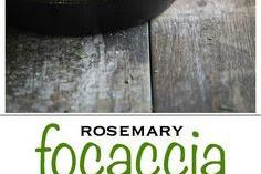 THE BEST ROSEMARY FOCACCIA BREAD