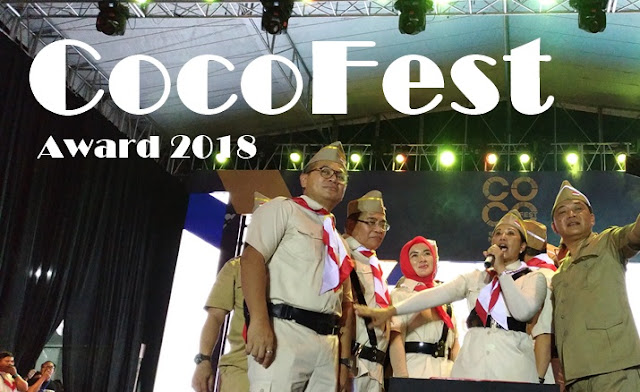 COCOFEST AWARD 2018