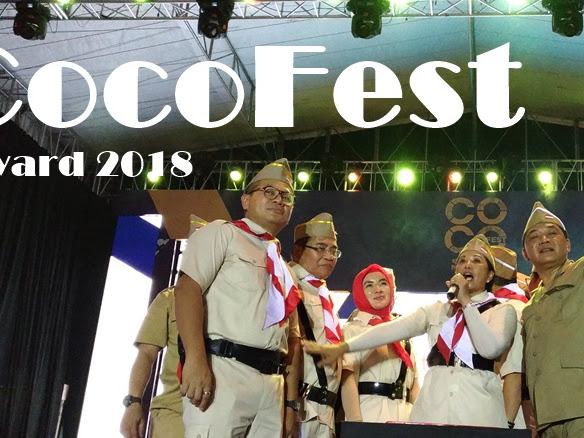 COCOFEST AWARD 2018: Bersinergi Membangun Negeri