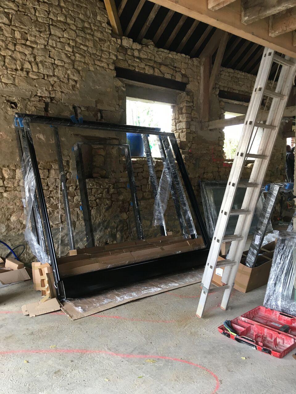 Rénovation Grange En Loft   Idées décoration intérieure