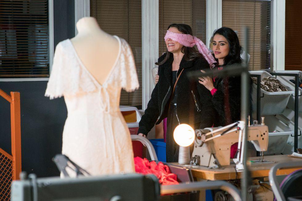 I Do I Do Wedding Gowns: Coronation Street Blog: Coronation Street Episode Review
