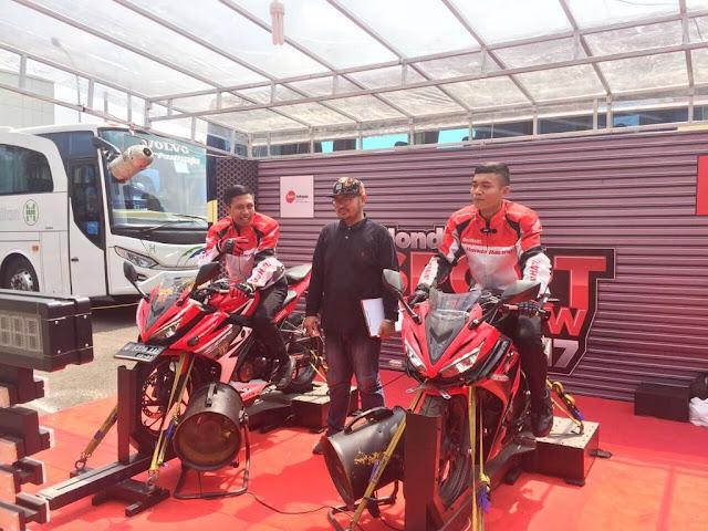 Honda Sport Motoshow Hadir di 11 Kota