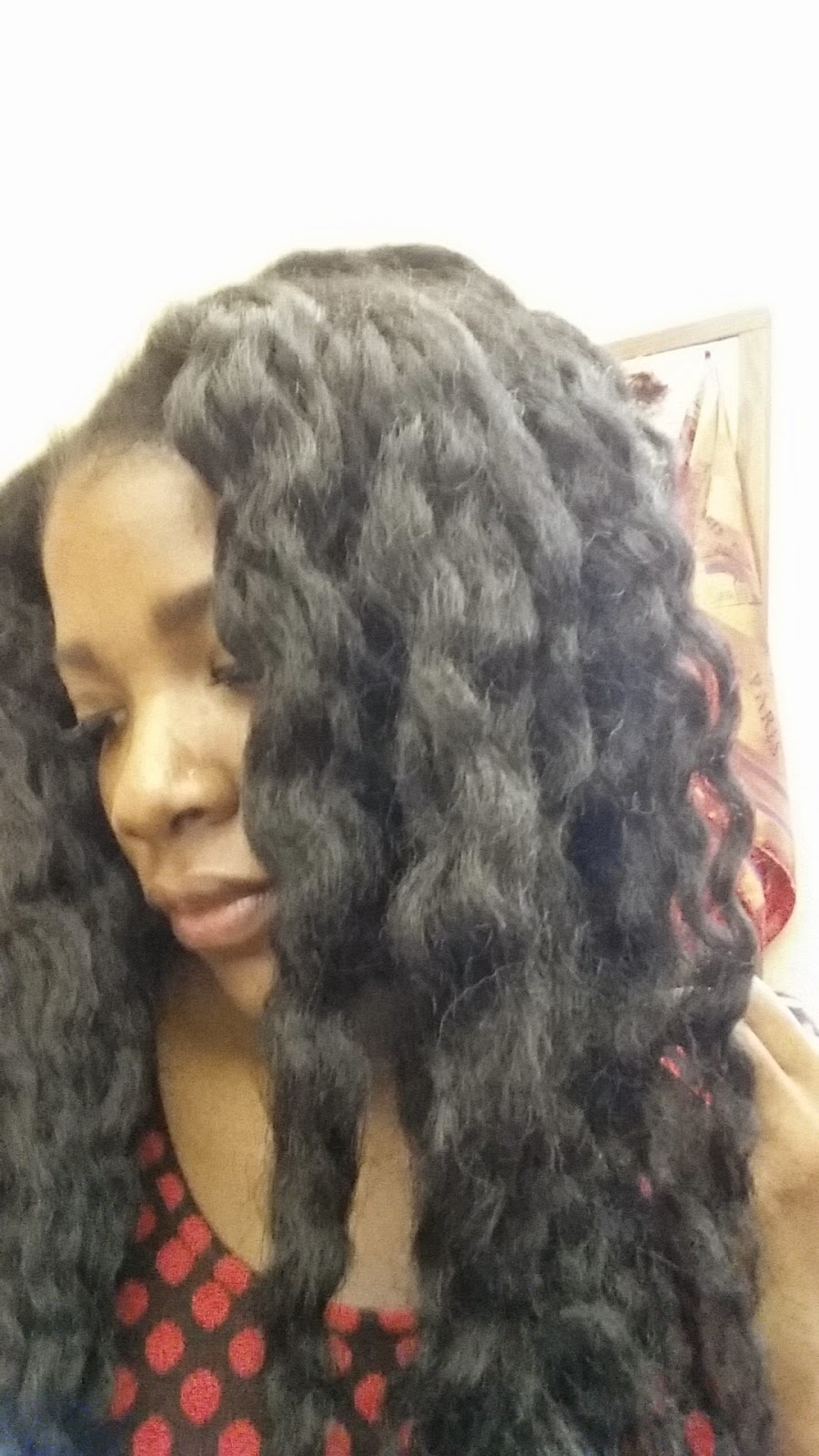 Protective Styles: Crochet Braids with Nubian Naffy Braid