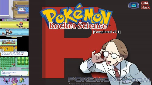 Pokemon Rocket Science