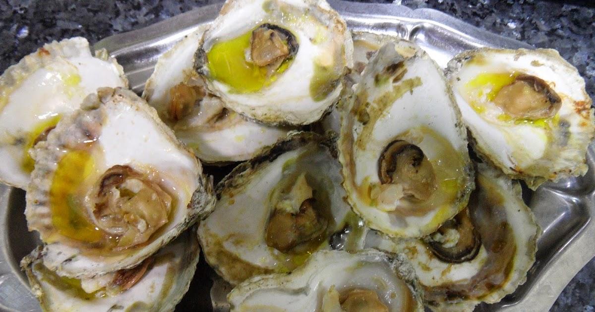 Cocina 3 generaciones ostras al horno for Cocinar ostras