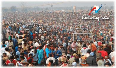 BSNL Connecting India at Medaram Jatara