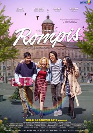 Film ROMPIS 2018