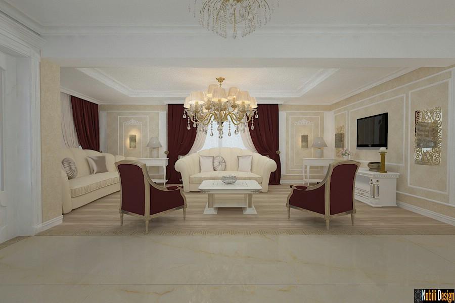 Design interior casa stil clasic de lux ~ Amenajari interioare Casa Bucuresti