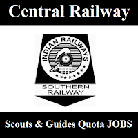 Central Railway, Maharashtra, freejobalert, Sarkari Naukri, Central Railway Answer key, Answer Key, central railway logo