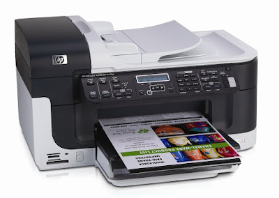 Multifunction inkjet printer allows printing HP Officejet J6410 Driver Downloads