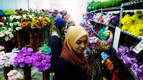 Bunga Untuk Hantaran Majlis Pertunangan