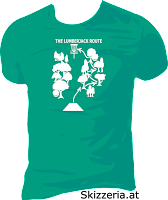 The Lumberjack Route Disc Golf Shirt