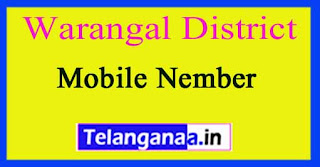 Dharmasagar Mandal Sarpanch Upa-Sarpanch Mobile Nembers List Warangal District in Telangana