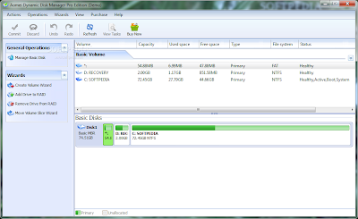 AOMEI Dynamic Disk Manager Pro Edition v1.1