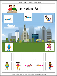 Get free autism resources in one easy download from Looks Like Language!