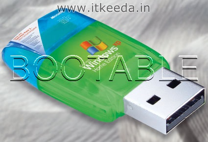 How To Create A bootable pen drive 1