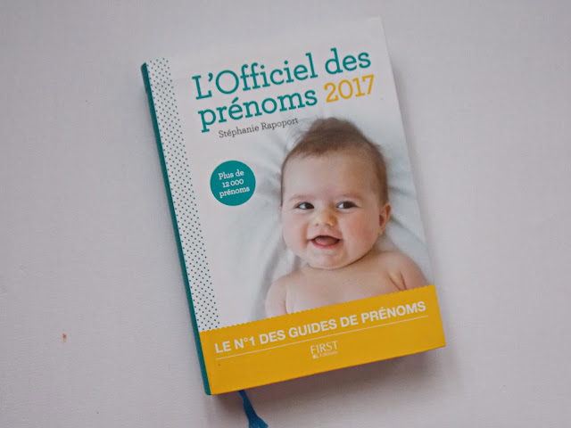 officiel prénoms