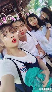 Gái xinh facebook Maria Huyền Nhi