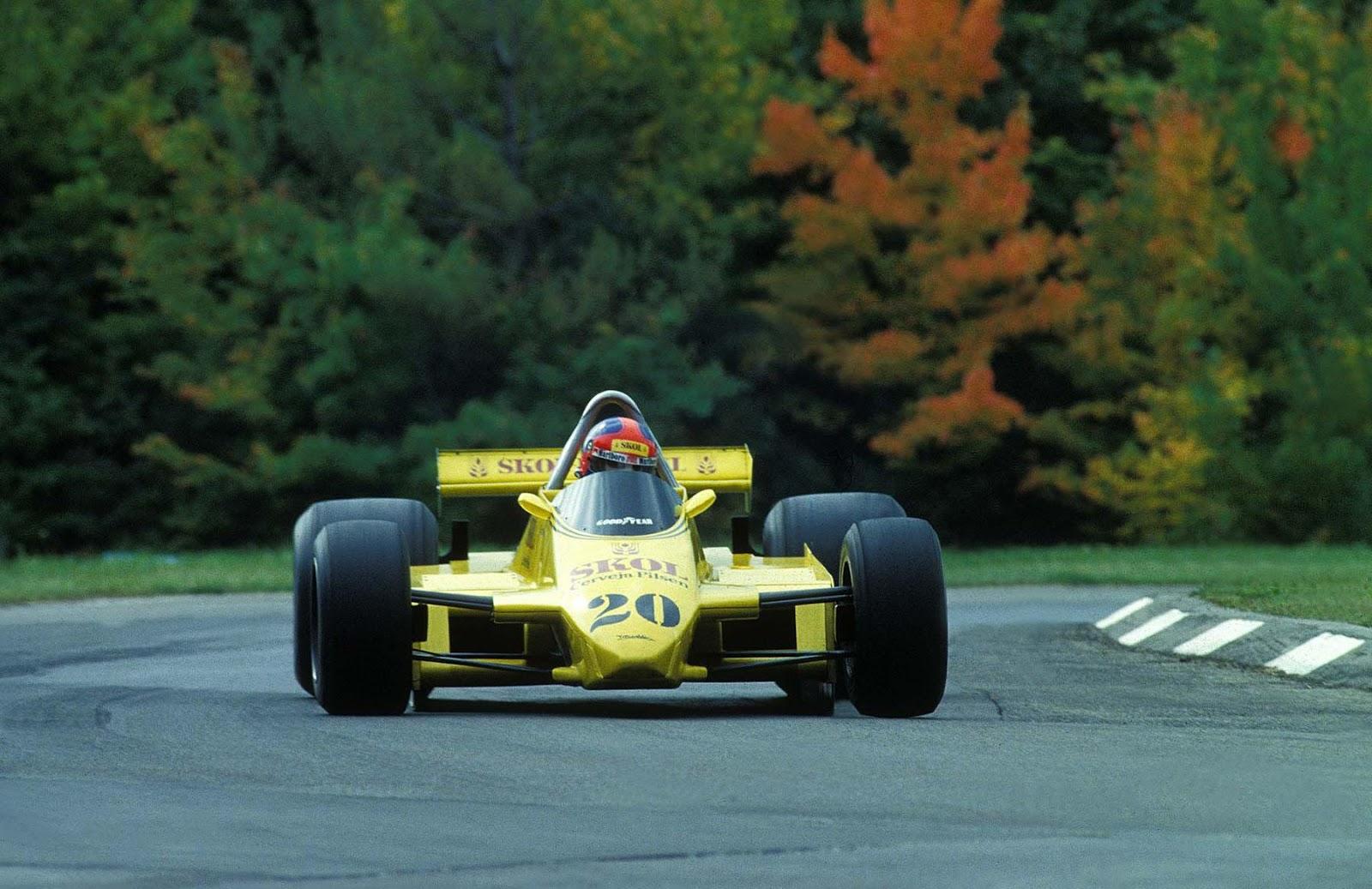 Circuito Watkins Glen : Memória f lugares que a fórmula bem poderia visitar