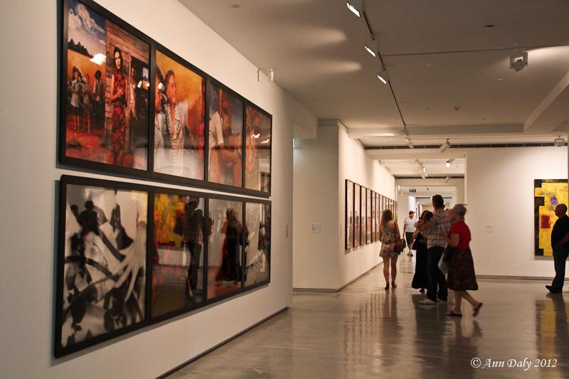 Sydney Meanderings Museum Of Contemporary Art Inside