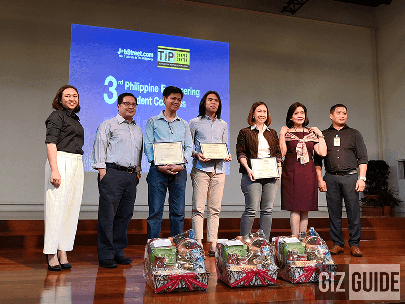 3rd-philippine-engineering-congress-1 JobStreet and TIP successfully hosted the 3rd Philippine Engineering Students Congress Technology