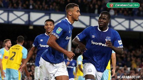 Everton 3 - 1 Rotherham
