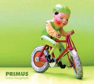 Primus Green Naugahyde cover 2011