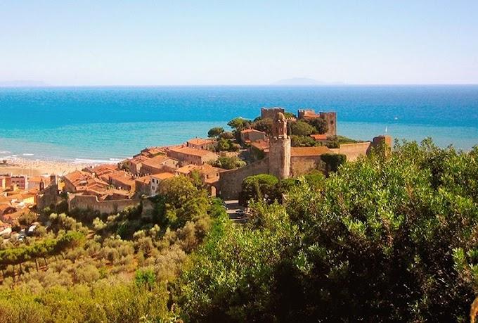 Turismo: a Castiglione della Pescaia si valorizza Solemaremma, progetto dell'architetto Di Salvo