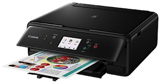Canon PIXMA TS8052 Driver Free Download - Windows, Mac, Linux