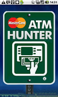 MasterCard ATM Hunter app for Android released